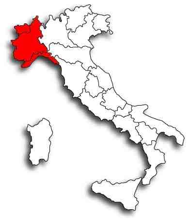 Cartina Italia Occidentale.Themei Automazione S R L Dove Operiamo